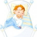 Star Light, Star Bright, Keep my child asleep all night.