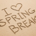 Help! It's Spring Break!