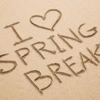 Help! It's Spring Break!