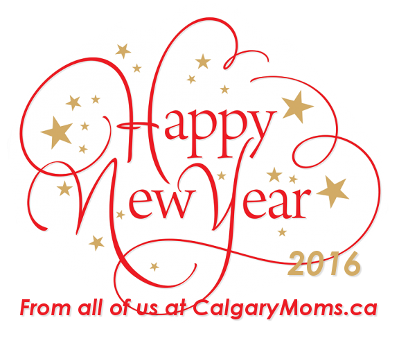Happy New Year Calgary Moms