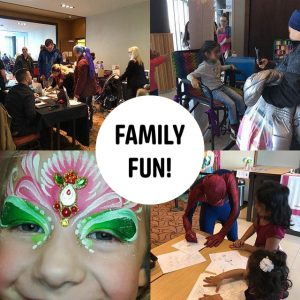 It's back! Join us for family fun Nov 4th